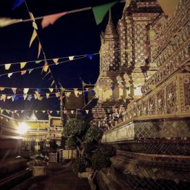 wat pho-bangkok-thailand-midnight blue elephant