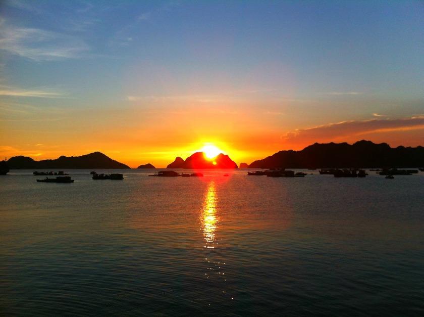 junk cruise - halong bay - vietnam - cat ba island - pearl farm - cat ba island - midnightblueelephant -