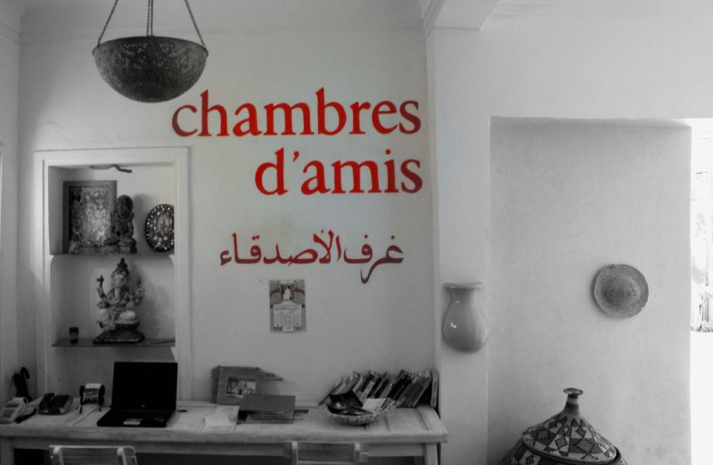Riad in Marrakech  Chambres dAmis  Accommodation