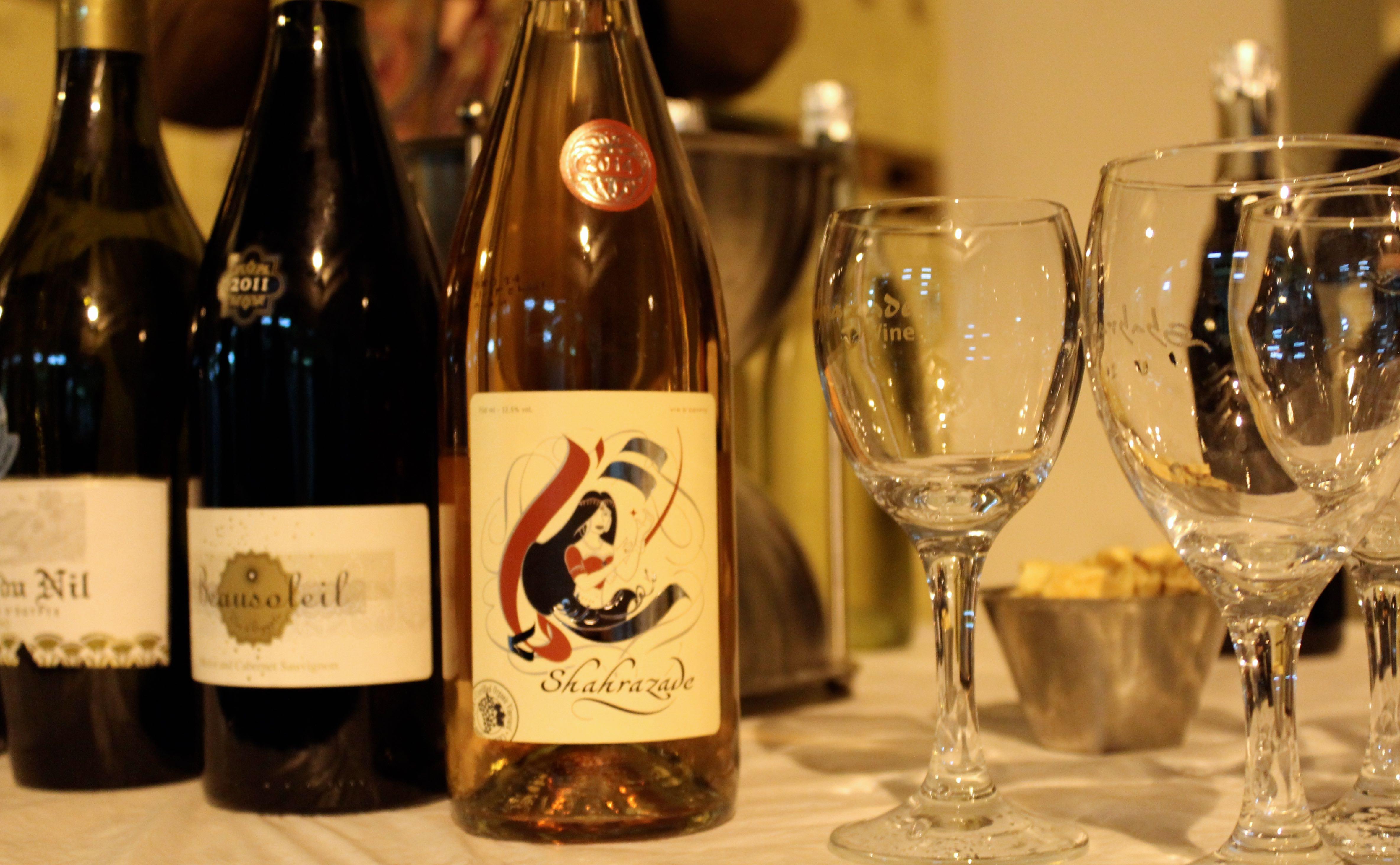 el gouna_egypt_kouroum of the nile winery_wine_midnight blue elephant
